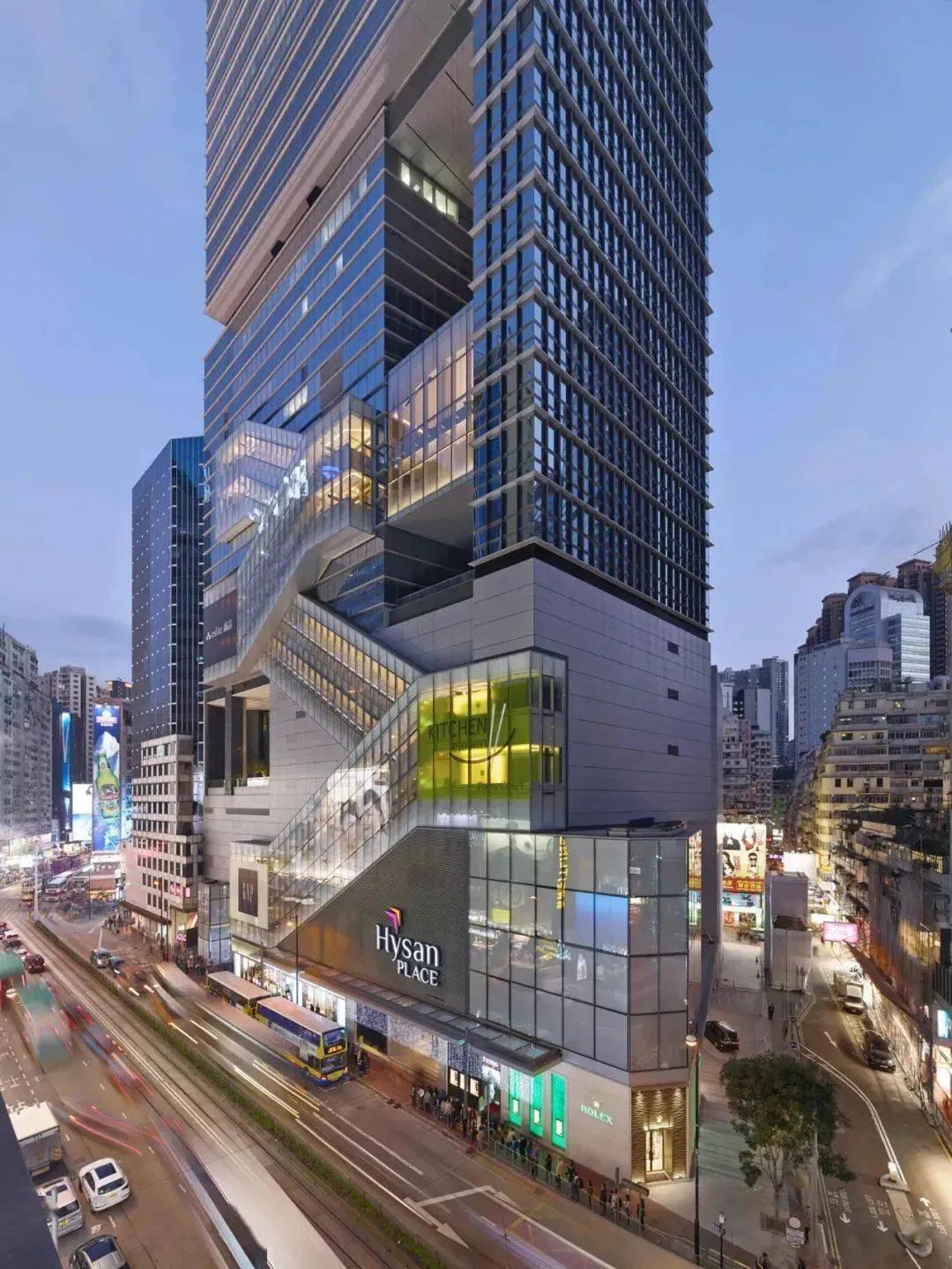 17层高的购物中心 如何做到客流